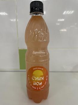 Лимонад со вкусом грейпфрута